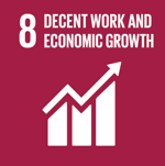 UN SDG Decent Work and Economic Growth